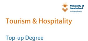 Tourism Top-up Degree