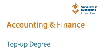 Accounting Top-up Degree