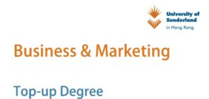 Marketing Top-up Degree