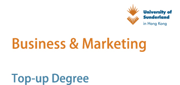 Marketing Top-up Degree
