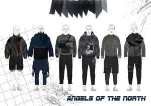 Megan Robison's Newcastle United Sportswear Design