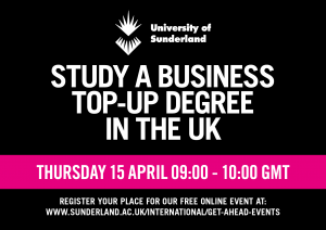 study a top up degree in the UK