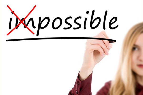 In this blog we discuss how to lead a team when the goal seems impossible